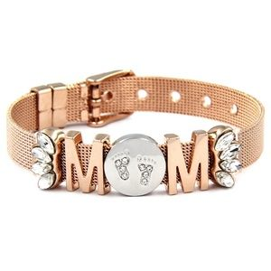 Jewelry - MOM. STYLE No.1 - SILVER/ROSE GOLD